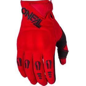 ONeal Hardwear Bike Gloves red/black